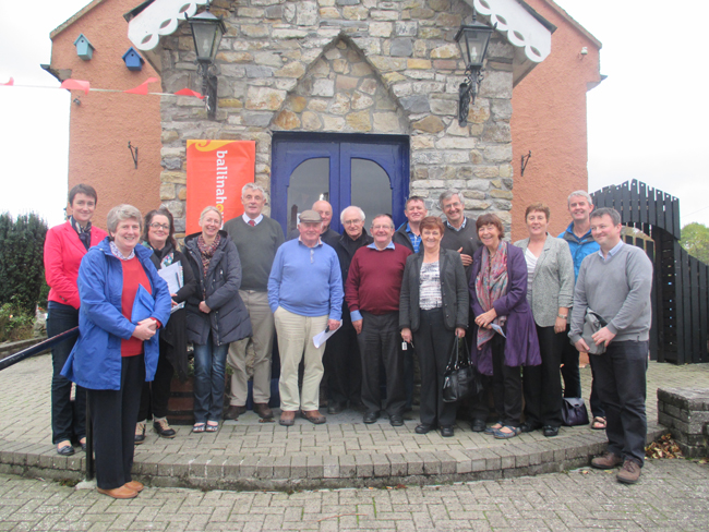 Pilgrim Paths Westmeath Meeting
