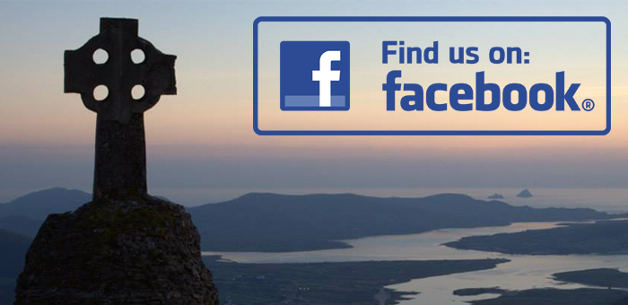 Find Pilgrim Paths on Facebook