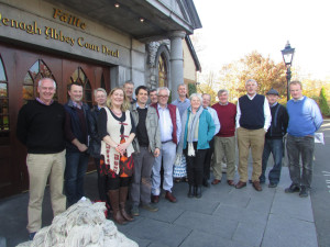 Pilgrim Paths AGM - November 2015